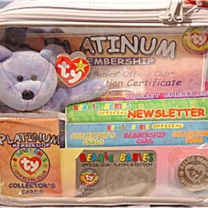 Other - Official Platinum Beanie Babies membership